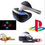 Vr Playstation 4 Nuevo Sellado, Somos Tienda Física