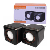 Cornetas Para Computadora , Pc , Laptop 2.0 Mini Speaker Usb