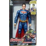 Muñeco De Superman 30 Cm