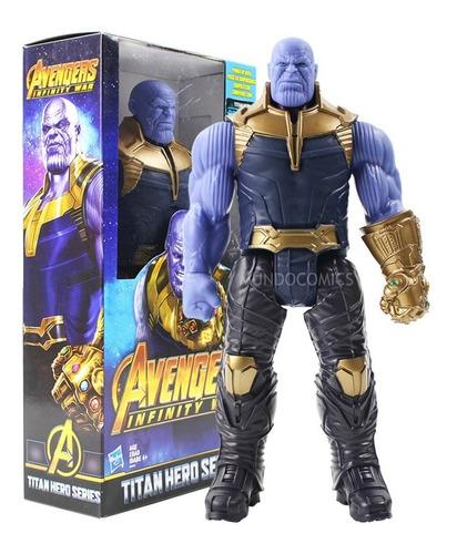 Muñeco Thanos 30cm Avengers Infinity War Hasbro China