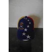 Gorra Tricolor Venezuela