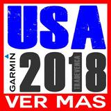 Mapas Gps Garmin Usa, Canada Y Mexico 100% Ruteables |2018