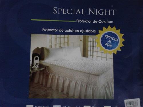 Protector de colchon matrimonial impermeable bs - Protector de colchones impermeables ...