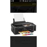 Impresora Epson Mod-l210 De Paquete