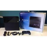 Ps4 Slim 500gb  3 2 0 Verd Play Station 4 Entrega Personal