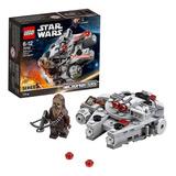 Lego Star Wars - Microfighter Halcón Milenario (75193)