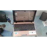 (60) Mini Laptop Siragon Ml-1040 Dorada