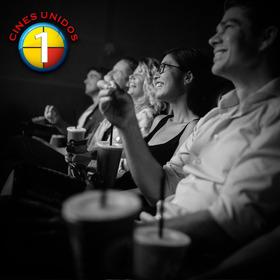 Boletos Cine Platinum Formato 2d