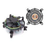 Fan Cooler Universal Procesador Intel Core Lga 775/1155/1156