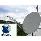 Internet Satelital,empresarial Y Zonas Mineras Romotas