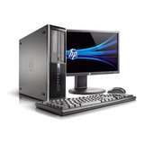 Computadora De Mesa Escritorio Hp Intel Core I5