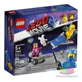 Lego Movie 2 Bennys Space Squad Incluye 68 Piezas