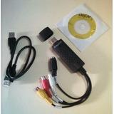Capturadora De Video Y Audio Easycap 400.000 Bs
