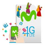 Línea Movistar Pospago Corporativa 4g Internet Plan 26.4 Gb