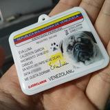 Placas Para Mascotas Perros Y Gatos