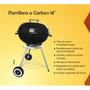 Parrillera Carbon 17 Gourmet Pg66