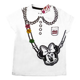 Franela Minnie Mouse Original Niña Disney Baby