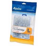 Aqueon Cartucho Lg Filtro Quiet Flow 20,30, 50 Y 55/75 Gal