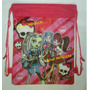 Bolso Tula Monster High Para Cotillones