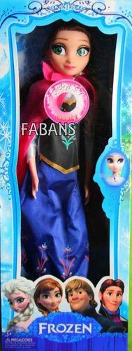 muñecas de frozen que cantan