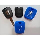 Carcasa Para Llave Peugeot 206 207 Y Partner
