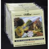 Set De Cuerdas Para Guitarra Acustica Alice Datemusica