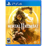 Mk11 Ps4 Fisico Nuevo Mortal Kombat 11 Ps4 2019 Disponible