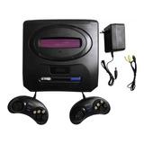 Consola De Play Sega 500 Juegos Nuevo Tienda 8694