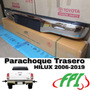 Parachoque  Trasero  Hilux 2012 2013 2014 2015 Nuevo Complet Toyota MR2