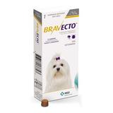 Bravecto 2 A 4.5 Kg Anti Pulgas Y Garrapatas 3 Meses