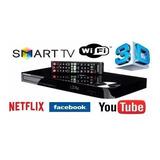 Blu Ray 3d Wifi Smart Tv Samsung H6500