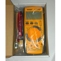 Texter Tester Multimetro Yaxun Yx-9205 A