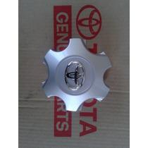 Centro Tapa Rin Toyota Hilux Fortuner 2012 2013 Originales