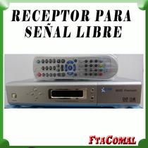 Receptor Satelital Para Señal Libre Star 6000 Fta