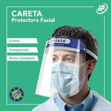Careta Protector Facial Shield Mascara Personalizable 3vrd