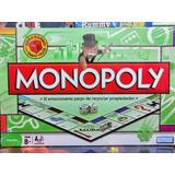 Monopolio Deluxe Original Hasbro!