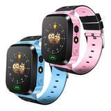 Smartwatch Q528 Niños Reloj Inteligente Gps Linterna Sos Etc