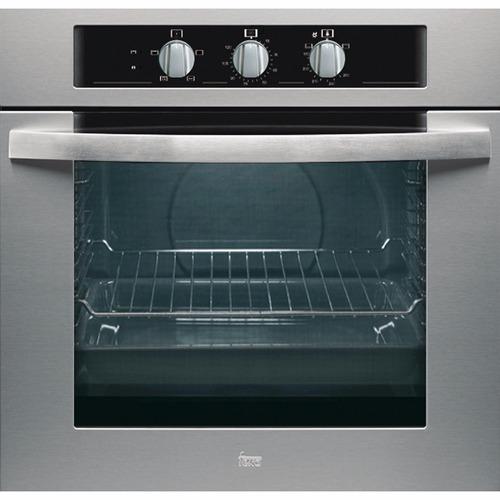 Horno cocina empotrar gas teka 60 cm acero inoxidable for Hornos a gas natural precios