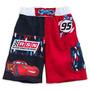 Short Playero Cars Mcqueen Disney Store Prote 50+ Talla 4