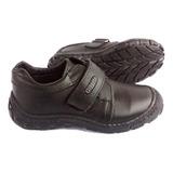 Zapatos Colegiales Escolares Niños Gigetto 704