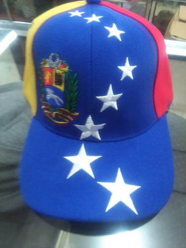 Gorra Tricolor De Venezuela Solo Al Mayor (tienda Fisica) a9bda17014c