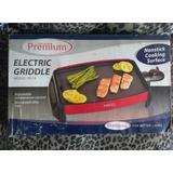 Parrillera Electrica Premium Pg14 Nueva