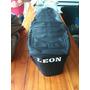Forro Asiento Moto Leon 150