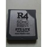 R4 Adaptador Memoria R4 2020 Para Todo Los Ds