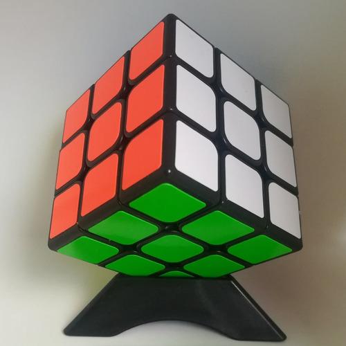 Cubo 3x3 Rubik Mf3 + Base Regalo Moyu Mofang Jiaoshi Speed