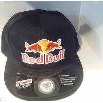Gorra Plana Red Bull 100% Original