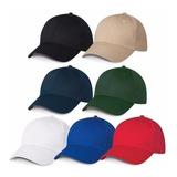 Gorras Para Bordar Unicolor (tienda Física)