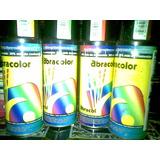 Abracolor Esmalte Acrilico Spray Varios Colores