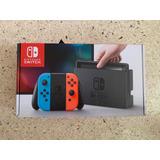 Nintendo Switch Nuevo Sellado 340