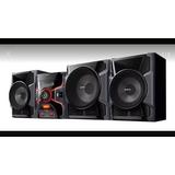 Equipo De Sonido Sony Mhc Gpx5 12100w 1100rms